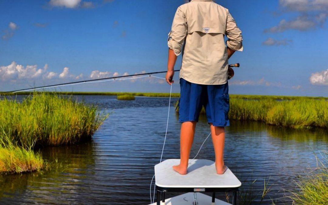 fly fishing in biloxi